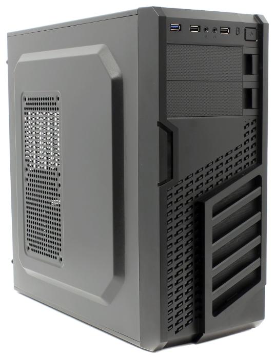 Корпус для компьютера FOX 5906BK 450W, Black 212408