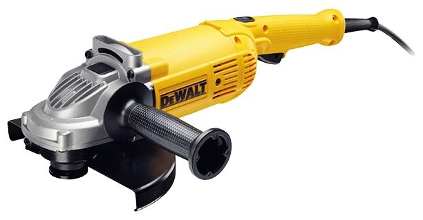 DeWalt DWE 492 S - угловая; 2200 Вт; до 6600 об/мин; диам.диска до 230 мм; питание от сети DWE492S