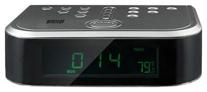 Радиобудильник Mystery MCR-66 silver