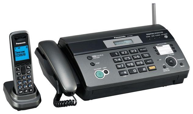 Факс Panasonic KX-FC965RU, рулон, A4 KX-FC965RUT