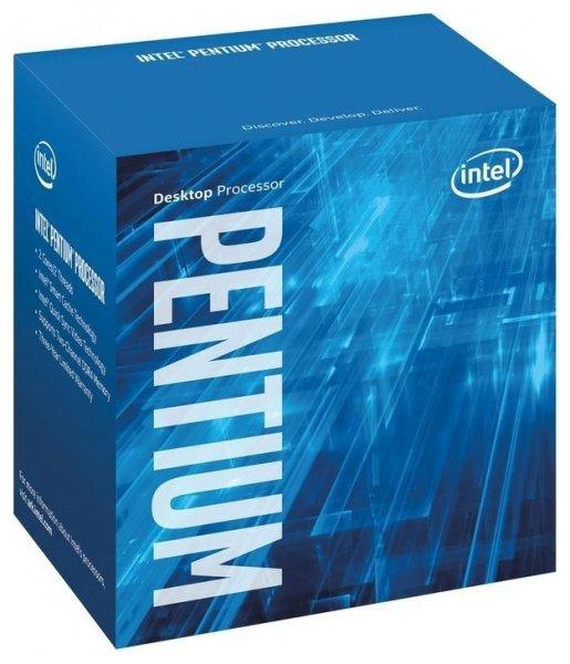 Процессор Intel Pentium G4400 Skylake (3300MHz, LGA1151, L3 3072Kb), BOX