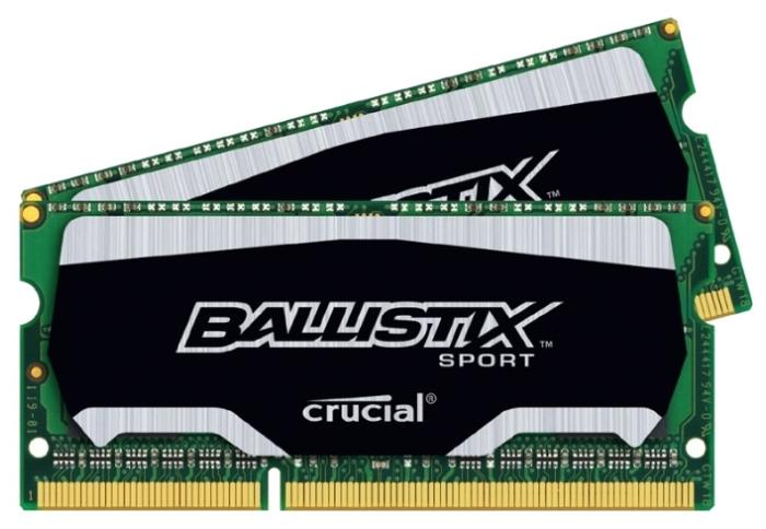 Оперативная память Crucial BLS2C4G3N18AES4CEU
