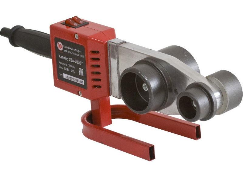 Сварочный аппарат Калибр СВА-2000Т (для пластиковых труб) 40216