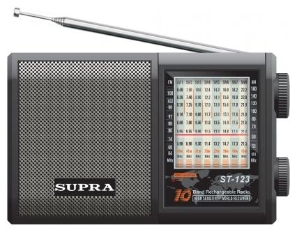 ������������ Supra ST-123