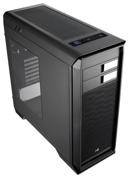 Корпус для компьютера AeroCool Aero-1000 Black Edition Aero-1000 Window