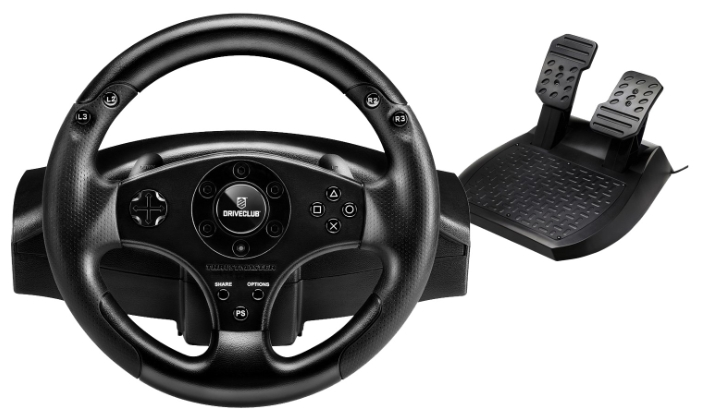 Руль Thrustmaster T80 Racing Wheel PS4 4160598