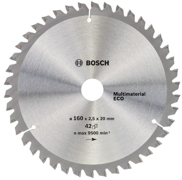 Диск отрезной Bosch 2608641800, универсальный