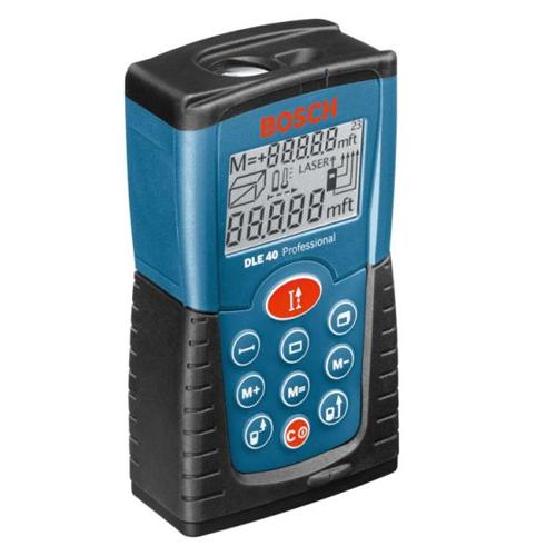 Дальномер Bosch DLE 40 601016300