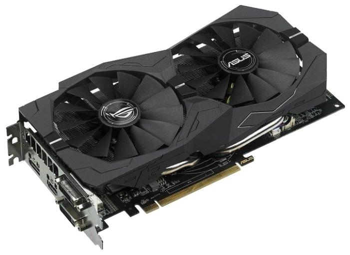 ���������� ASUS Radeon RX 470 4096Mb STRIX-RX470-O4G-GAMING