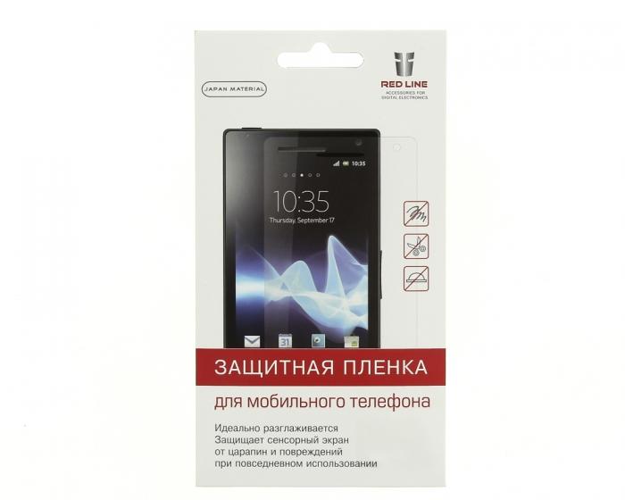 Защитная пленка Red Line для Samsung Galaxy A3 SM-A300 глянцевая