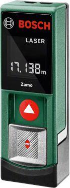 BOSCH PLR 20 Zamo [0603672421] - Лазерный; Лазер 635 нм; класс лазера 2; дальность 0.15 - 20 м (±3 мм).