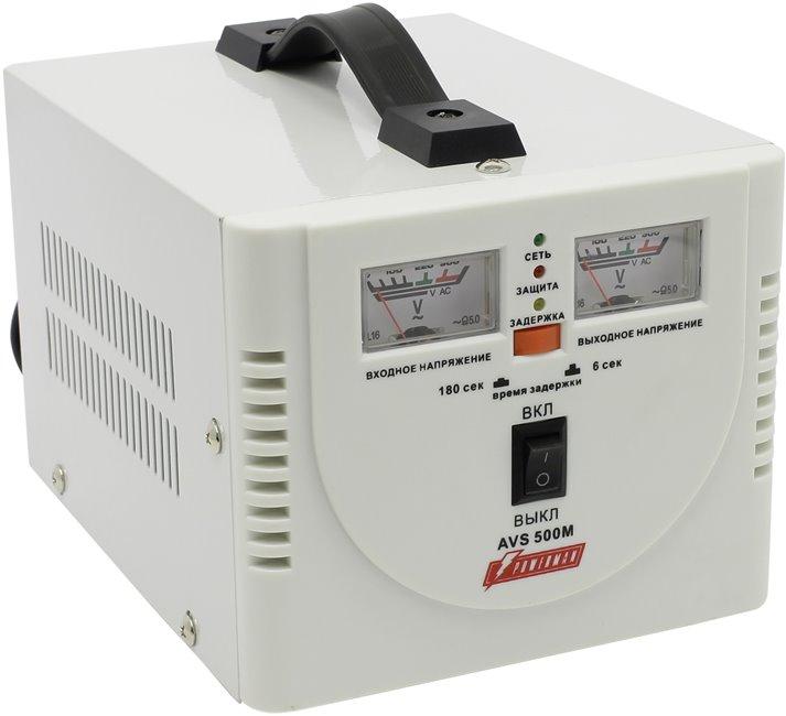 ������������ ���������� Powerman AVS 500 M, White