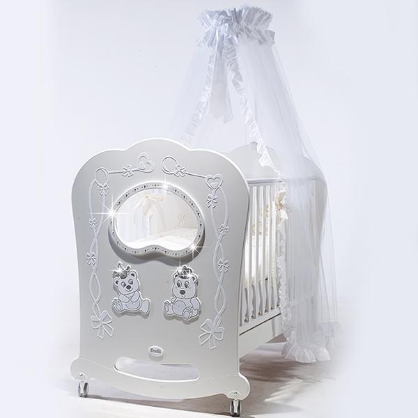 Feretti Fms Oblo Majesty Brilliante, white