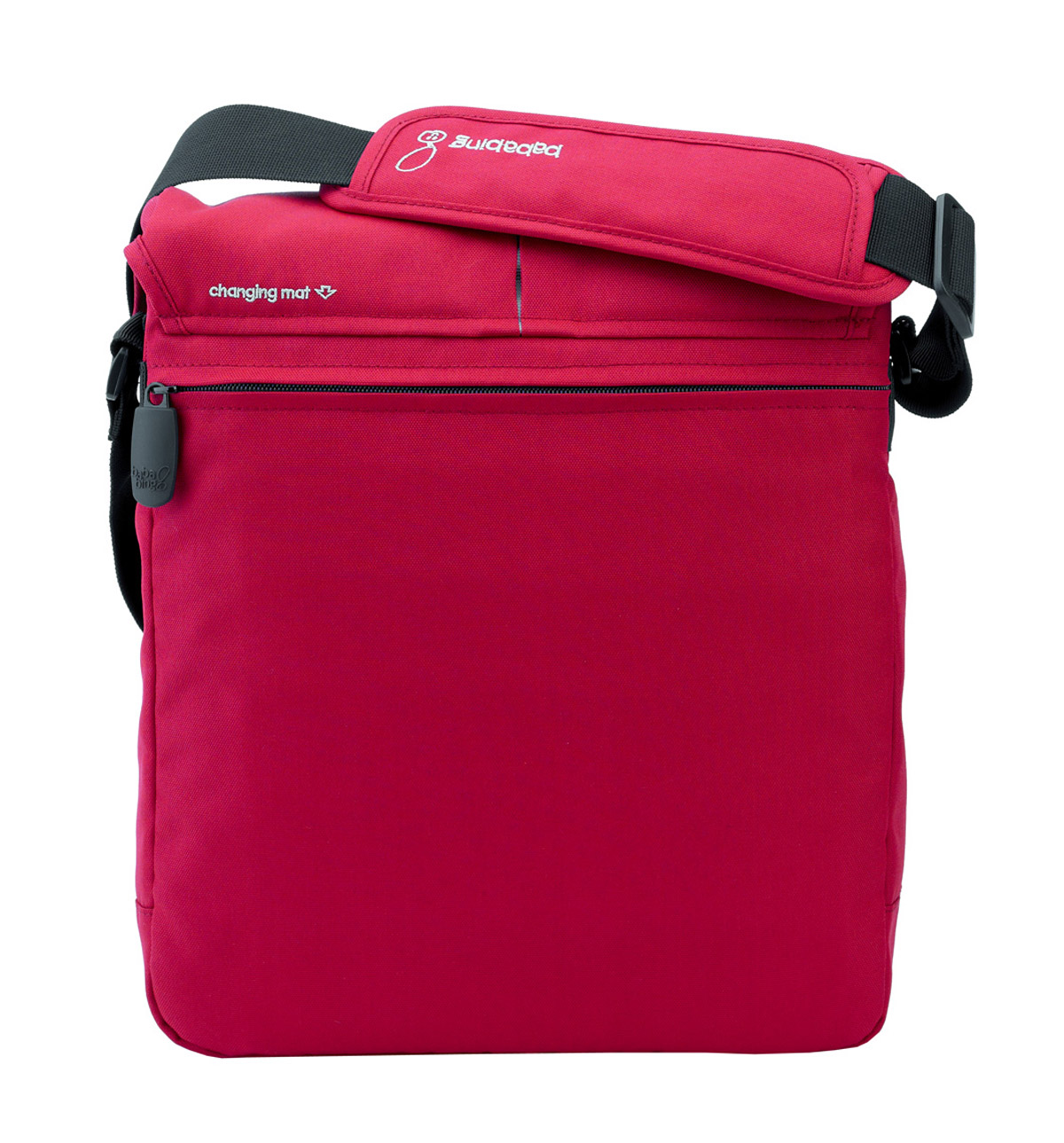 Сумка для мамы BabaBing DayTripper Lite red