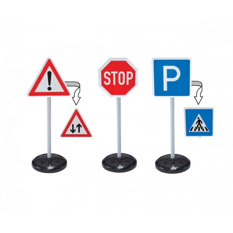 BIG Дорожные знаки