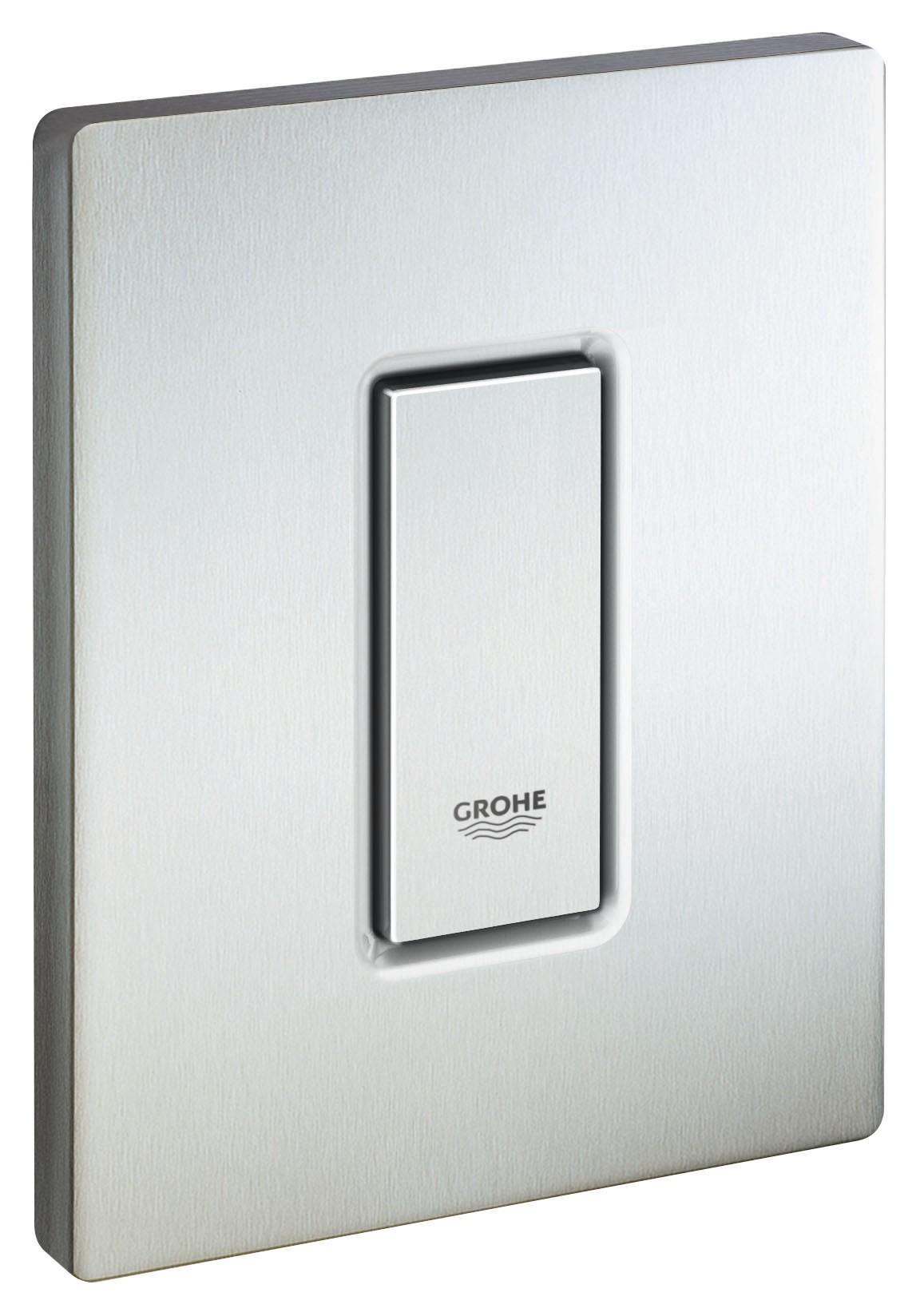 Grohe 38784SD0 Skate Cosmopolitan (1 режим смыва), нержавеющая сталь (38784SD0)