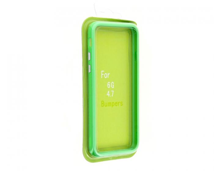Чехол бампер для Apple iPhone 6/6s, green