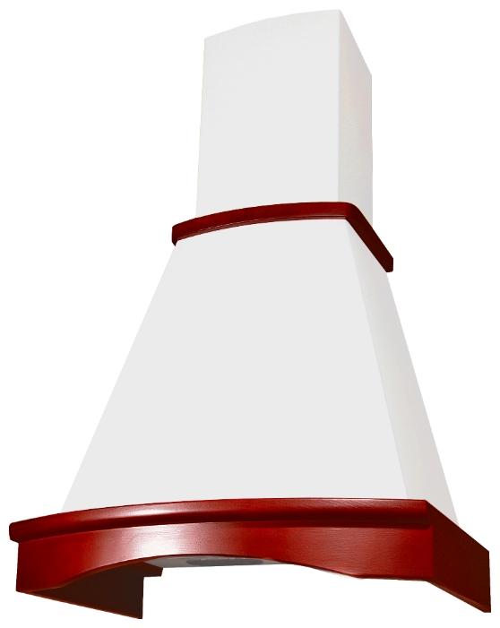 Вытяжка ELIKOR Ротонда 60 бежевый / бук ЗВ-650-60-82 бежевый/бук св, кор,