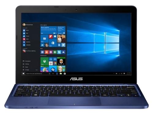 ASUS R209HA (90NL0072-M03310), Dark Blue - (Intel Atom x5 Z8350 1440 МГц. Экран 11.6 дюймов, 1366x768, широкоформатный. ОЗУ 2 Гб DDR3L 1600 МГц. Накопители SSD 32 Гб; DVD нет. GPU Intel GMA HD. ОС Win 10 Home)