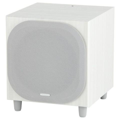 Monitor Audio Bronze W10, White ash - напольная, активная, с пассивным излучателем; сабвуфер (1 громкоговоритель); полос 1; 30-120