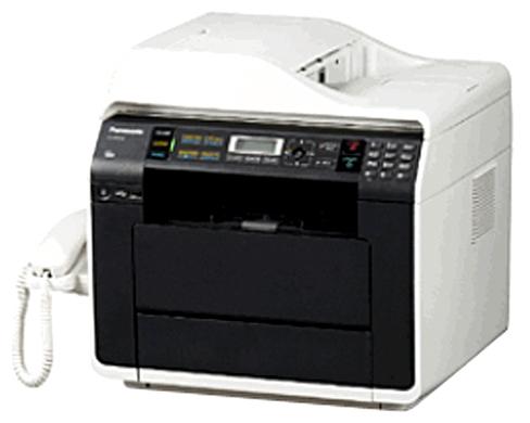 PANASONIC KX-MB2540RU, White - ((принтер/сканер/копир/факс/телефон); A4; черно-белая; печать 30 стр/мин (ч/б А4); двухсторонняя печать есть • Печать на: карточках, пленках, этикетках, глянцевой бумаге, конвертах, матовой бумаге)