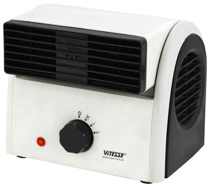 Термовентилятор VITESSE VS-863 - термовентилятор, напольный, регулировка мощности: есть, уровни мощности: 1000/600 Вт