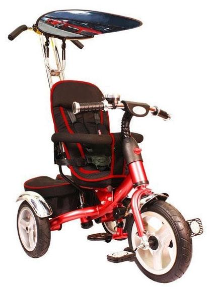 Велосипед трехколесный Liko Baby LB 778, red