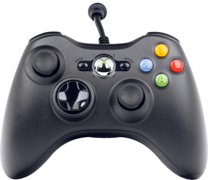������� Microsoft Xbox 360 Controller for Windows Black S9F-00002