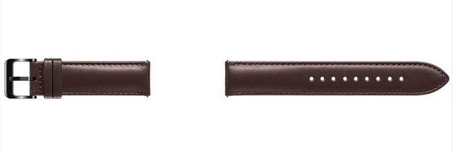 Samsung Galaxy Gear S2 classic brown - (Ремешок для 'умных часов'; пряжка • для Samsung Gear S2)