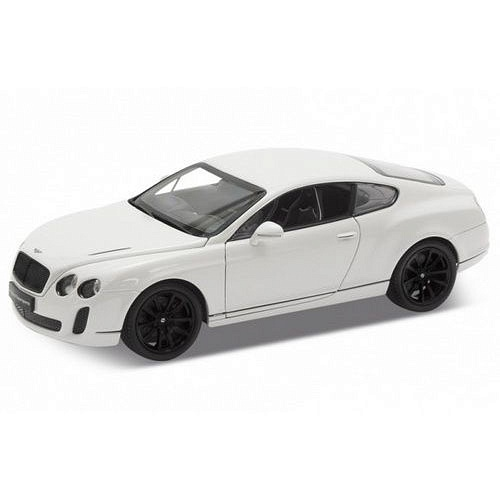 Машинка Welly Bentley Continental Supersports
