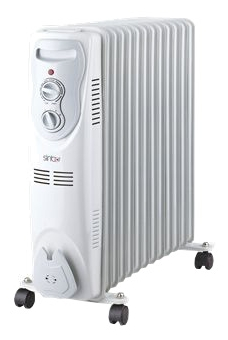 Радиатор масляный Sinbo SFH-3389 SFH 3389