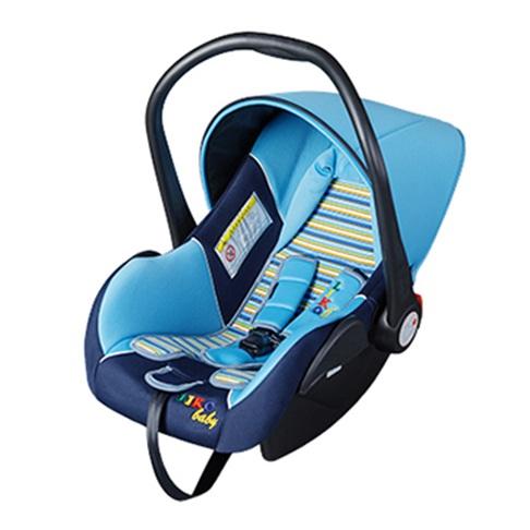 Автокресло группы 0+ (0-13 кг) Liko Baby LB-321 B, light blue