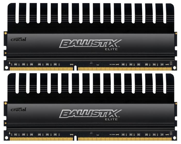 ����������� ������ Crucial BLE2CP4G3D1869DE1TX0CEU, 2x4Gb (DDR3 DIMM, 1866MHz, CL9)