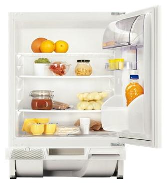 Zanussi ZUA 14020 SA - (встраиваемый холодильник, 130 л (клим.класс SN, ST), компрессоров 1, камер 1, дверей 1. (разм. капельная система). ШГВ 56x55x81.5 см. Управление электромеханическое. Энергопотр-е класс A+ (125 кВтч/год). белый / пластик)