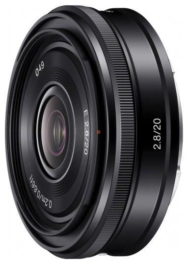 Фотообъектив Sony 20mm f/2.8 (SEL-20F28) SEL20F28.AE