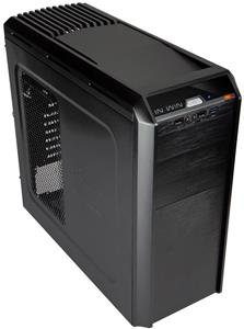 IN WIN G7 600W Black - (ATX, mATX, блок питания: 600 Вт, разъемы: USB x3, включая один USB 3.0, наушники, микрофон)