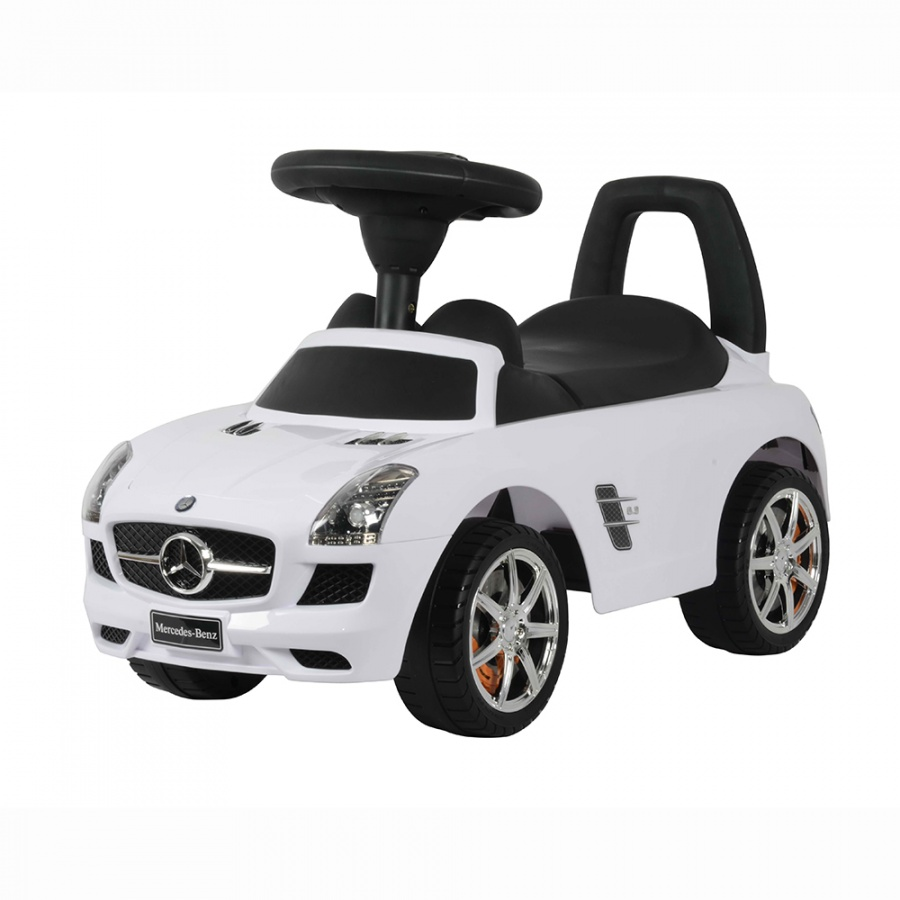 Chi lok bo машинка Mercedes white УТ000011783