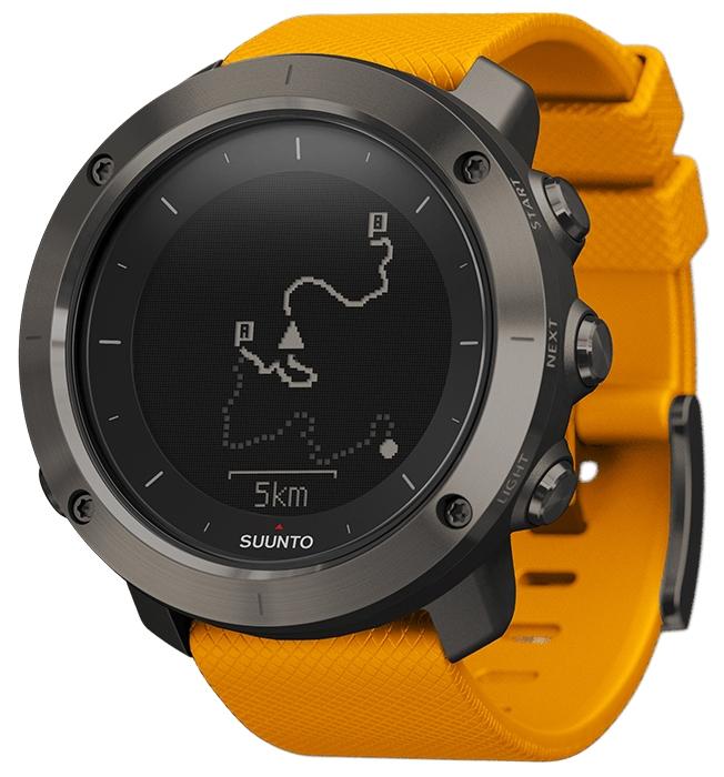 Смарт-часы Suunto Traverse, Amber SS021844000