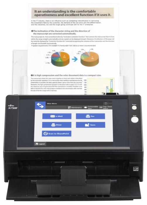 Сканер Fujitsu-Siemens N7100 PA03706-B001