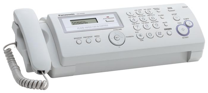 Радиотелефон Panasonic KX-FP207RU