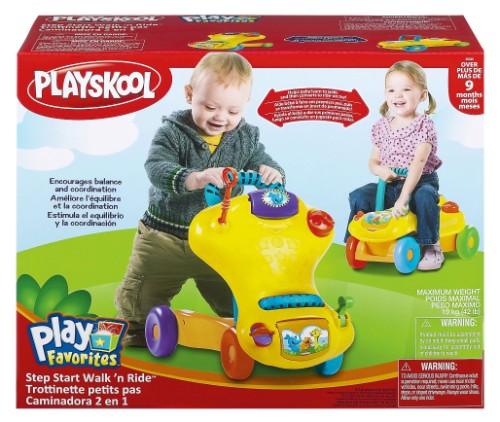 Playskool Каталка-ходунки : ходи и катайся