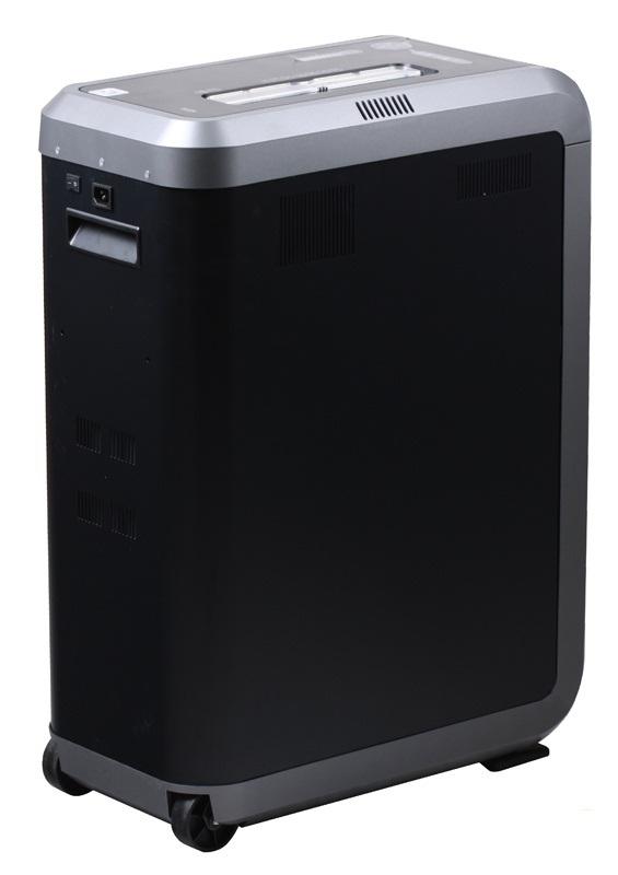 Уничтожитель бумаг Fellowes PowerShred 125I black FS-4613001