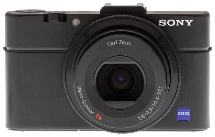 Фотоаппарат Sony Cyber-shot DSC-RX100 II, black DSCRX100M2.RU3
