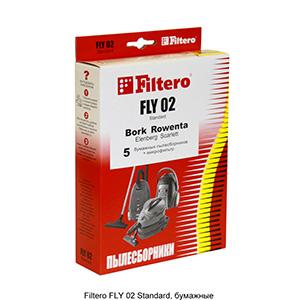 Filtero FLY 02 Standard, (комплект) FLY 02 (5+Ф) STANDARD