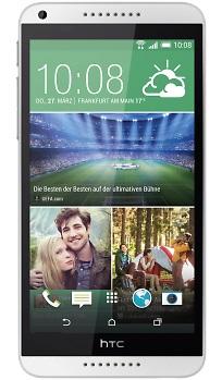 HTC Desire 816G Dual Sim, White - (Android 4.4; GSM 900/1800/1900, 3G; SIM-карт 2 (nano SIM); 1700 МГц; RAM 1 Гб; ROM 8 Гб; 2600 мАч; 13 млн пикс., встроенная вспышка; есть, 5 млн пикс.; датчики - освещенности, приближения, компас)