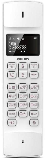 Радиотелефон Philips M3301, Pink M3301PW/51