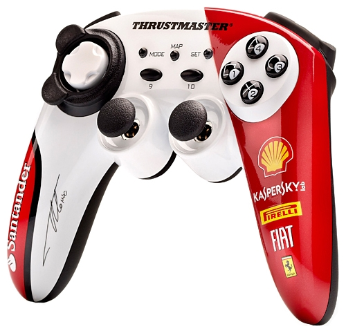 Геймпад Thrustmaster F1 Wireless Gamepad 2960731