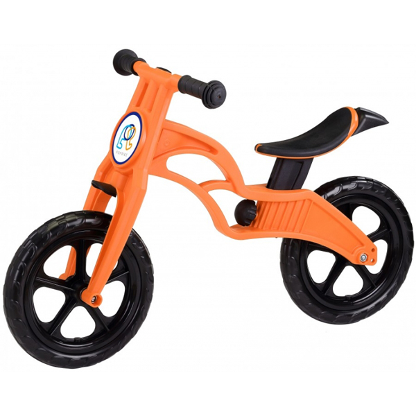 Беговел Pop Bike Sprint orange