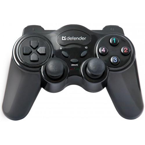 Геймпад Defender Game Master Wireless D64257