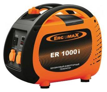 Генератор Ergomax ER 1000 i